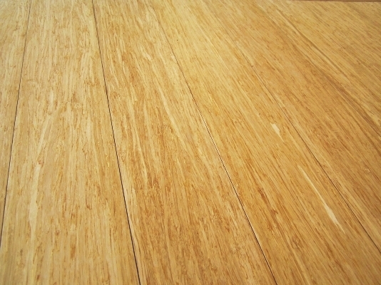 Strand woven bamboo flooring problems