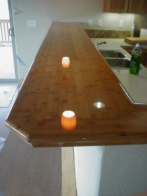 Bamboo Countertop:4windsbamboo