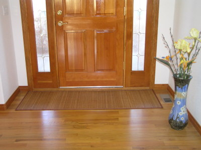 bamboo kitchen floor mat >< it's all furnitures