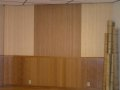 bamboo strip wall covering