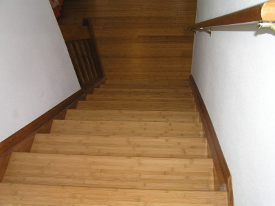 FOUR WINDS Bamboo Flooring